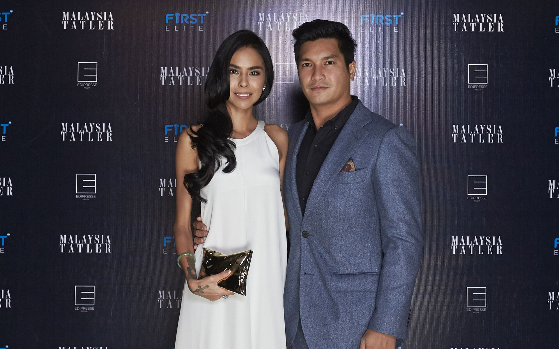 Couple Spotlight: How Kim Raymond & Keith Foo Went From Power Couple To Chic Parents