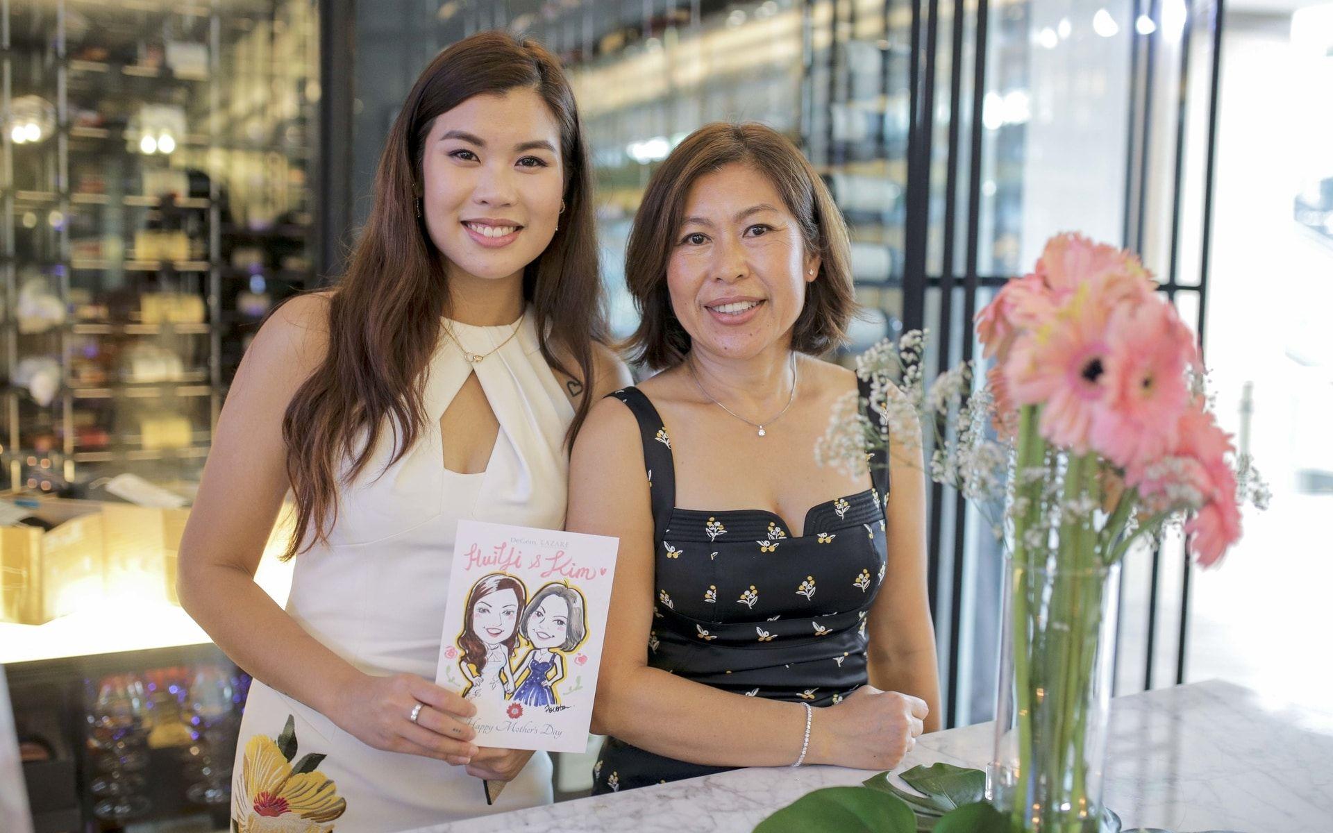 Hui Yi and Hwang Siew Kim