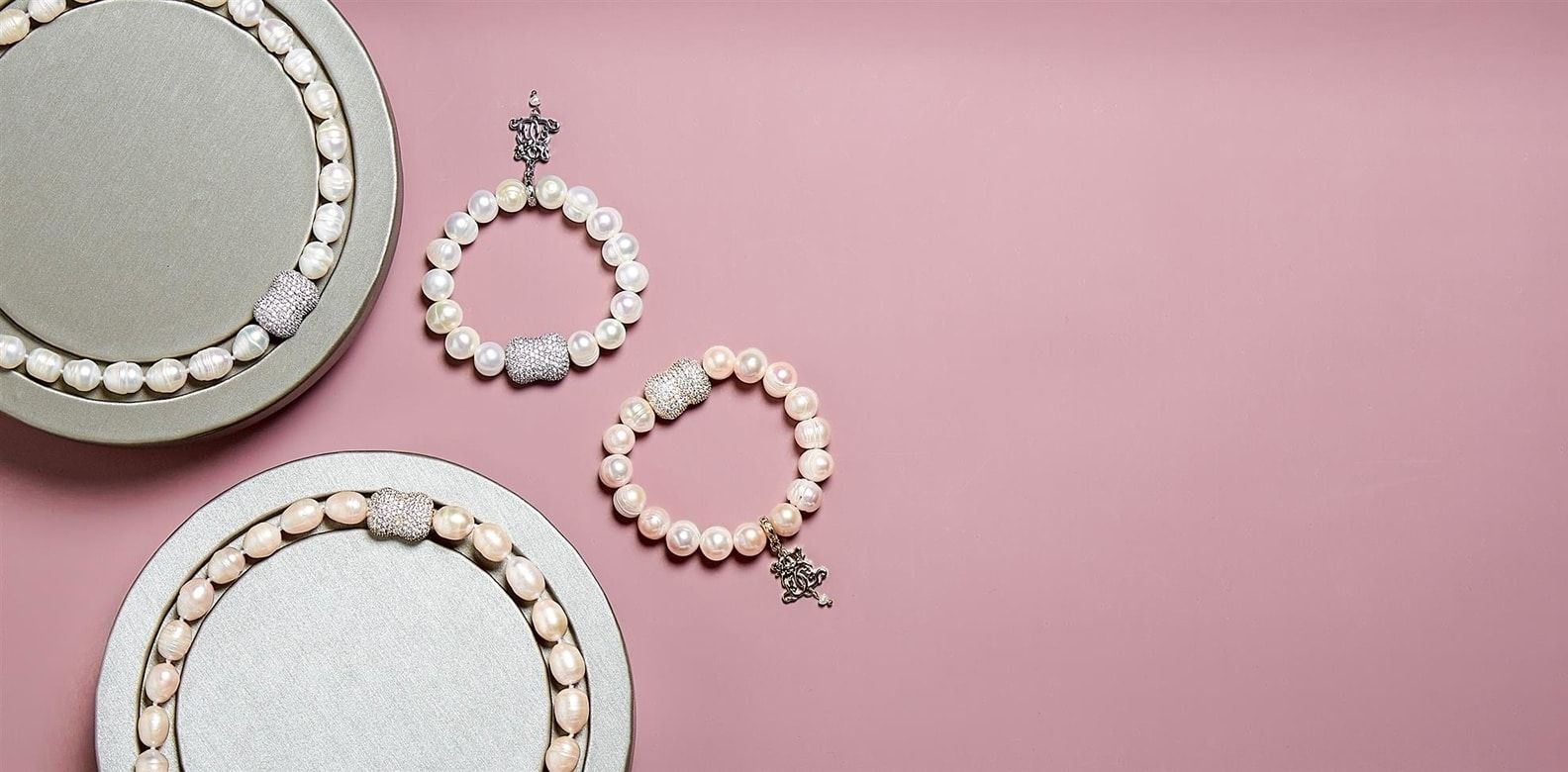 Mother's Day Giveaway: Two Bowerhaus Pearl Necklace And Bracelet Gift Sets