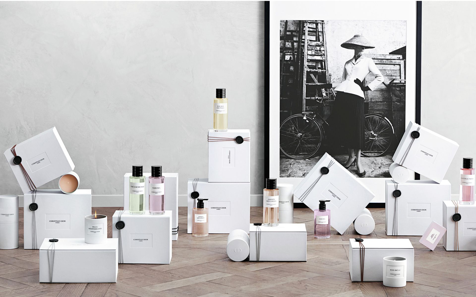 How To Gift, Wear & Understand Perfume: Notes From Christian Dior's Master Perfumer
