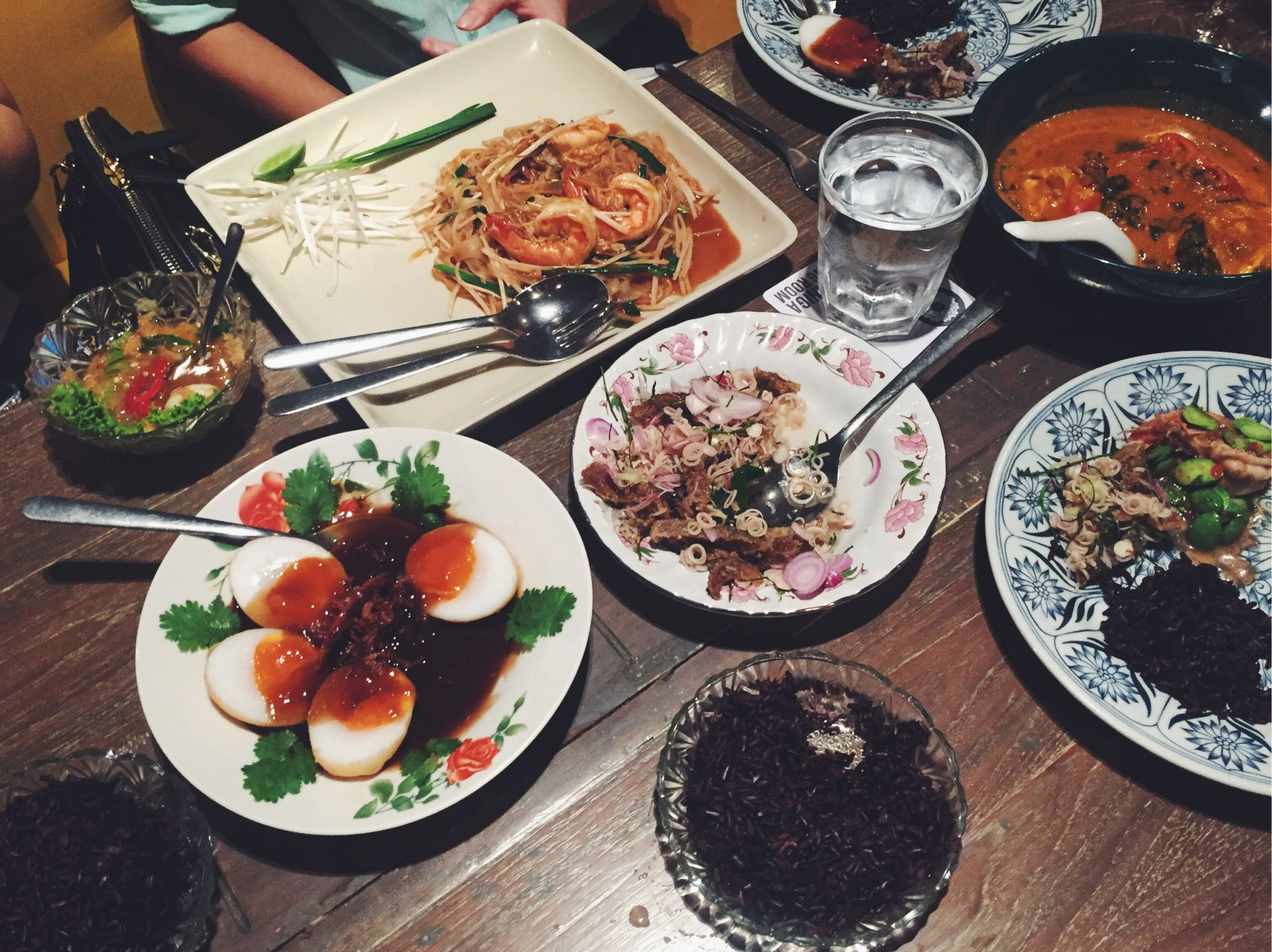 A Food Lover's Guide To Bangkok