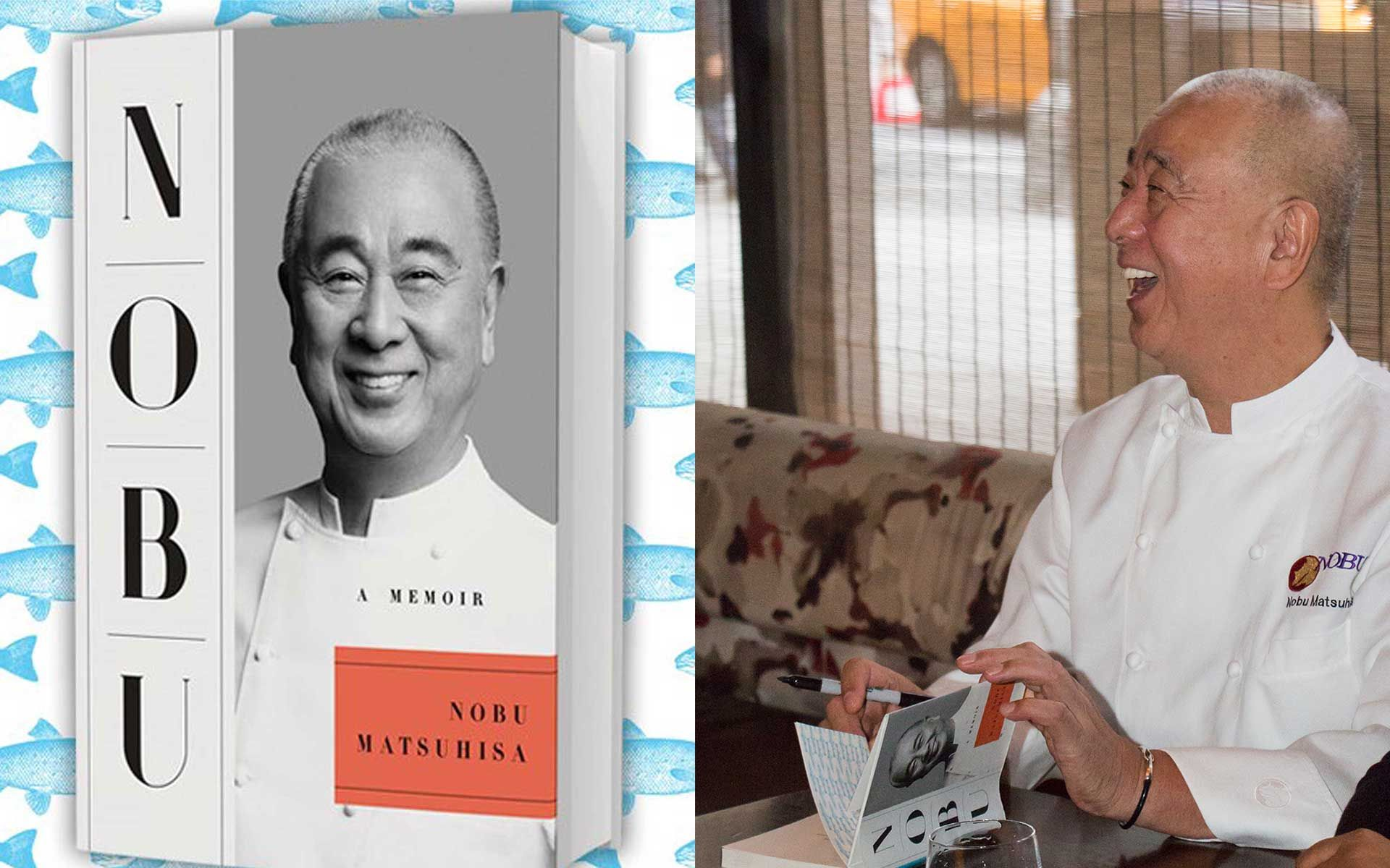 6 Pieces Of Advice From Nobu's Memoir Everyone Should Adopt