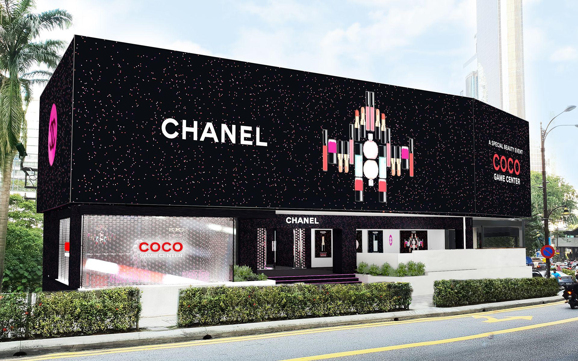 Chanel Code Coco Game Center Malaysia