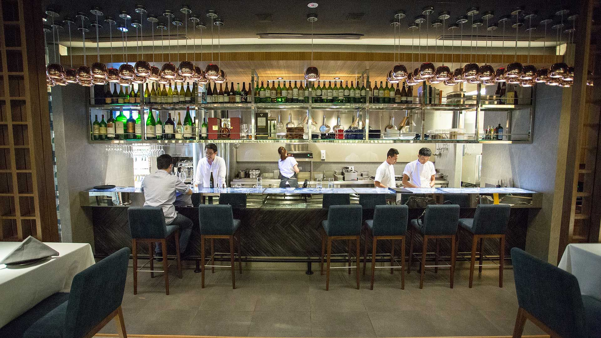Here's A Restaurant That Understands The Benefits Of Pairing Sake & Japanese Flavours