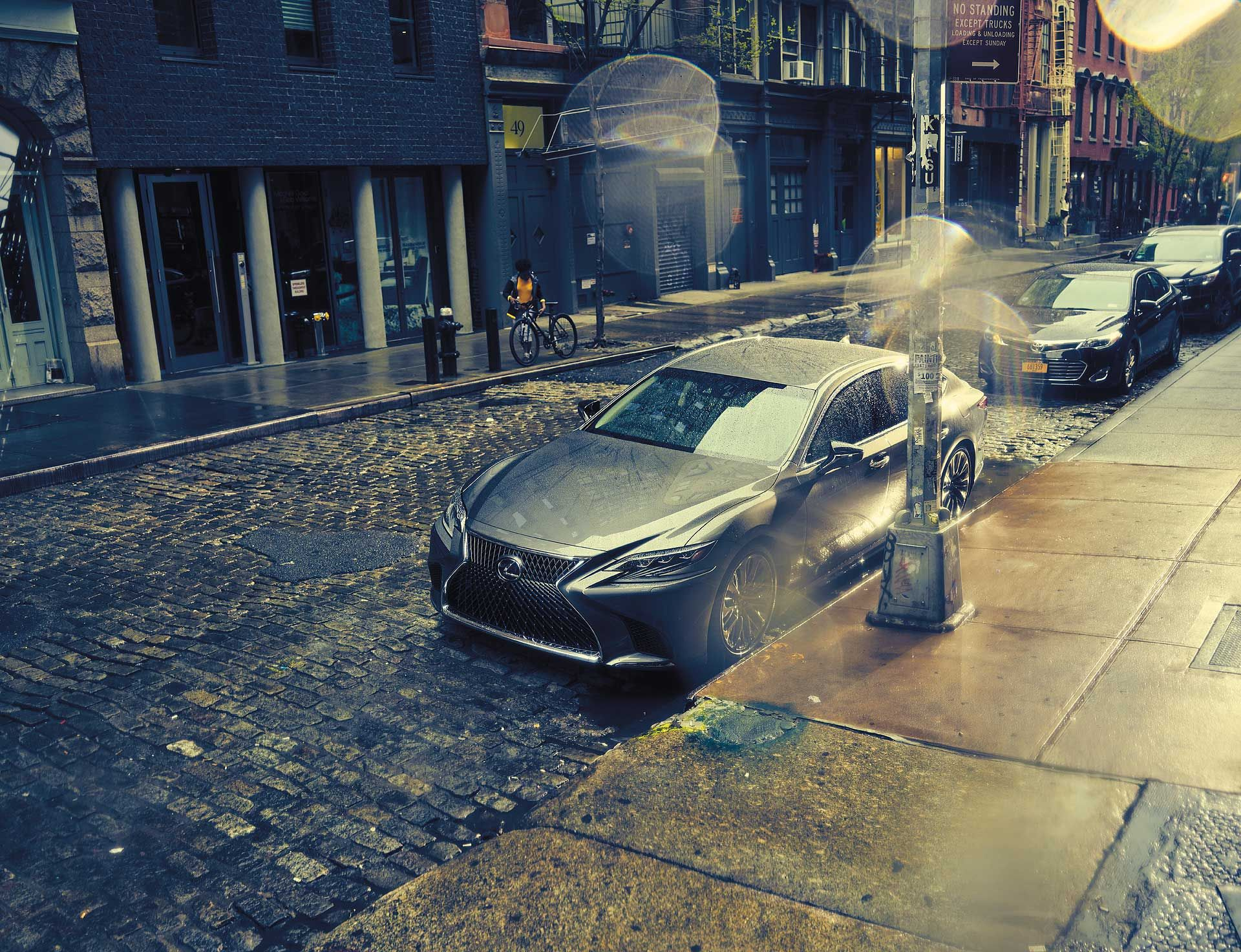 The Latest Lexus Flagship Is Here And It's All Luxury