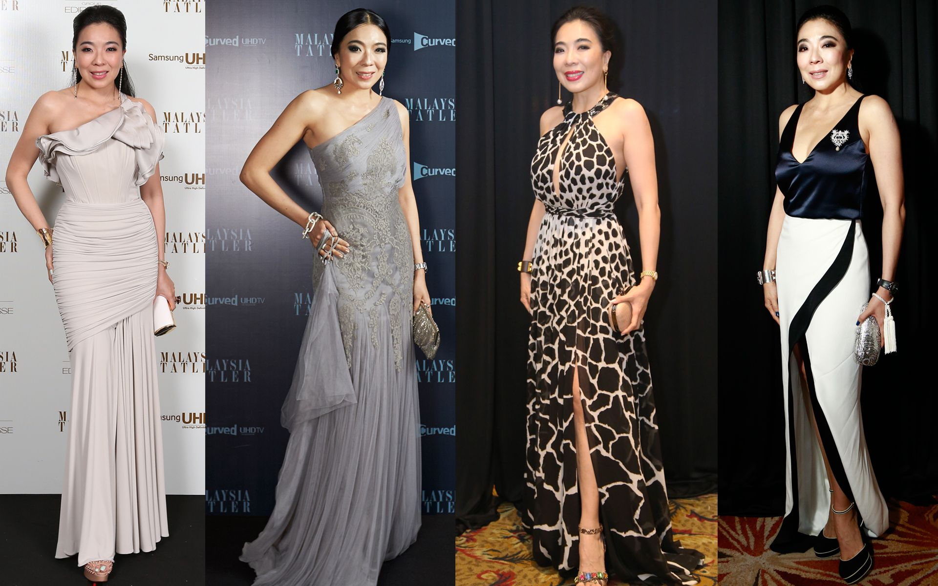 Style Evolution: The 20 Times Lim Wei-Ling Mastered The Art Of Dressing