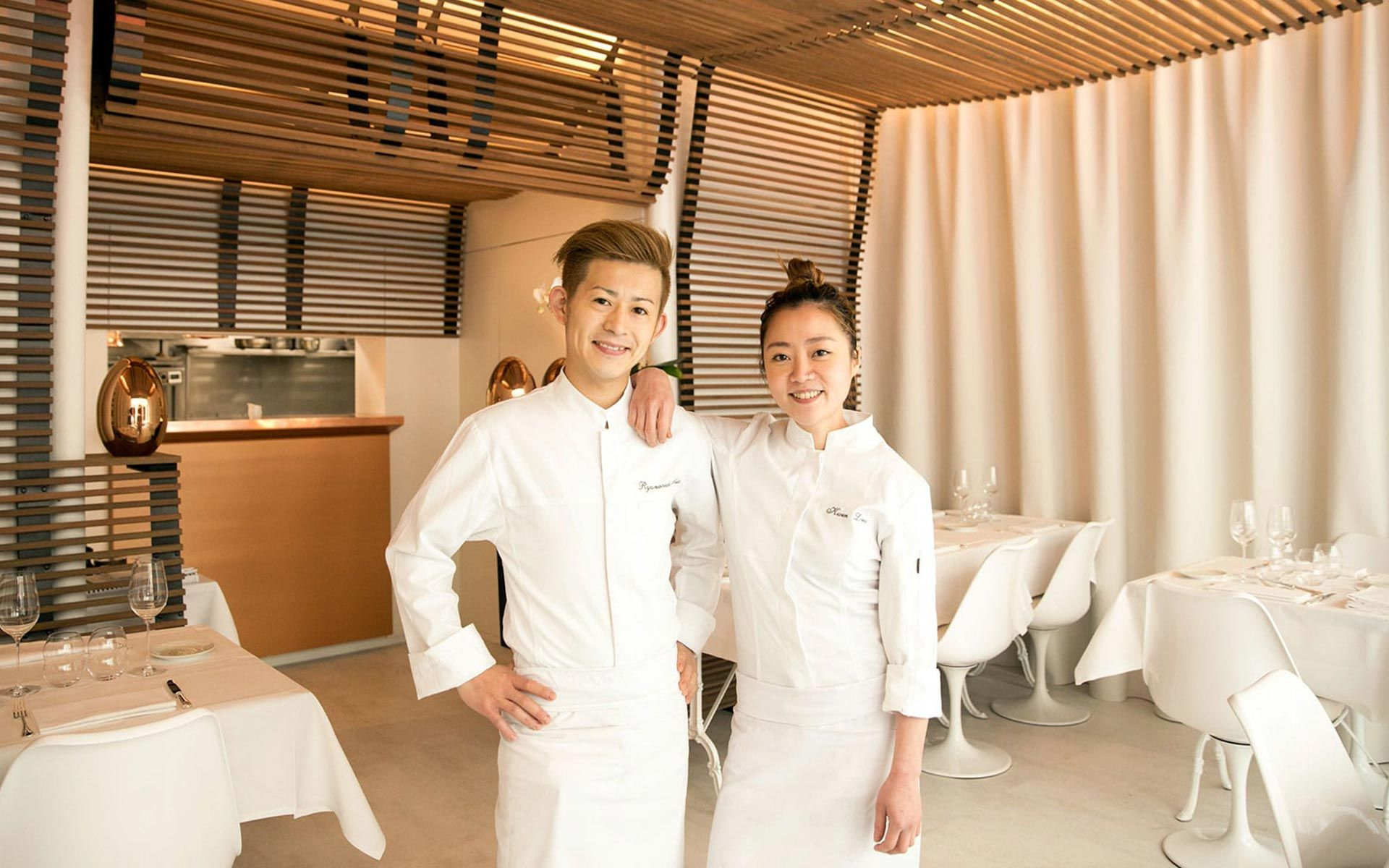 Malaysian Chef Kwen Liew Takes Home One Michelin Star In France