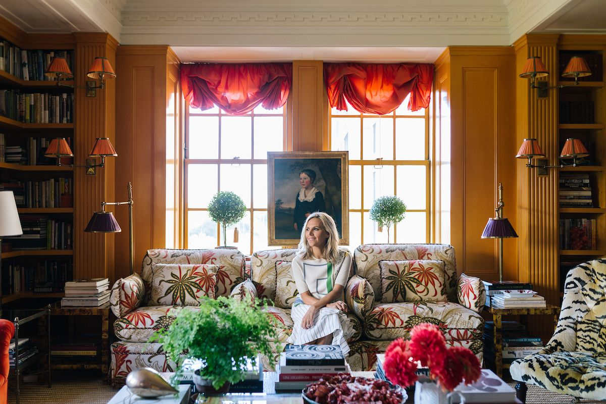 How Tory Burch Translates Her Signature Design Style Into Her Lavish NYC Apartment