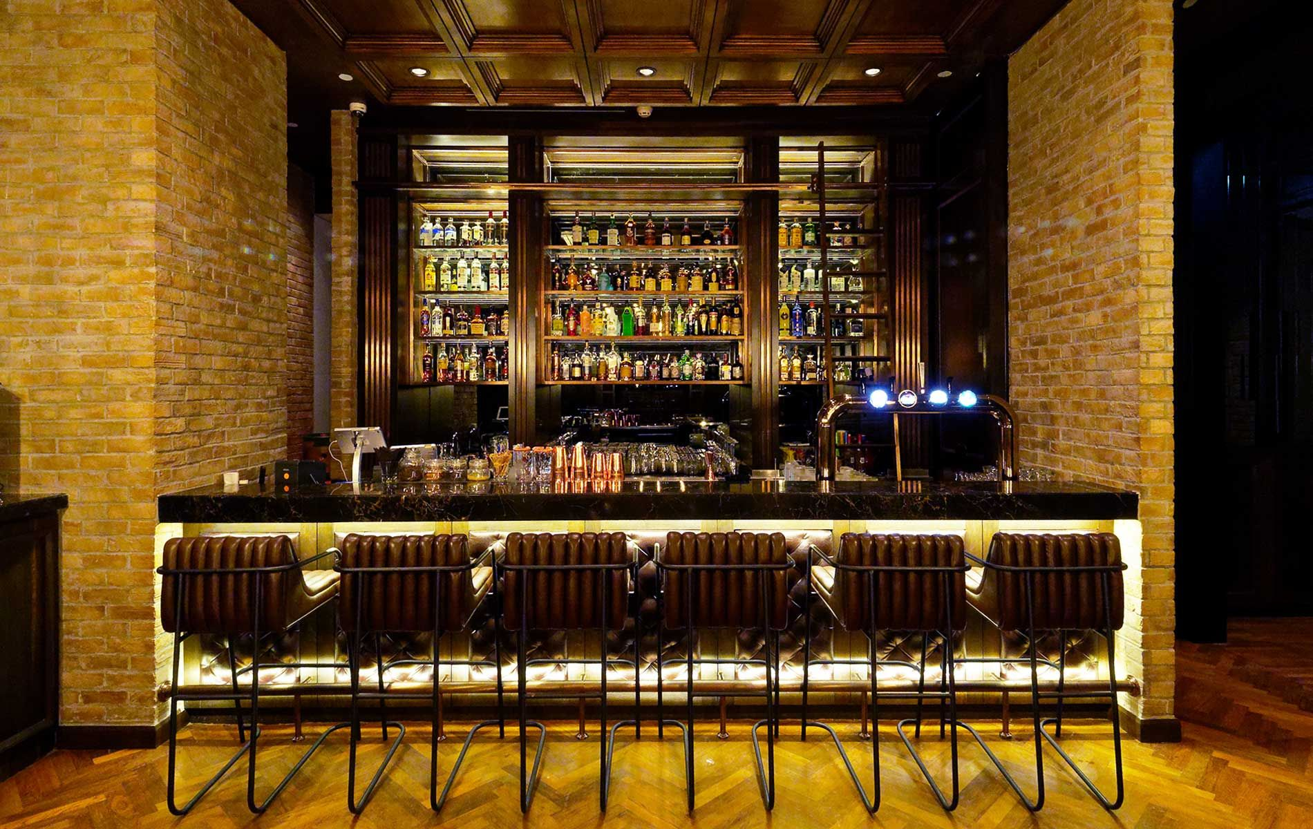 This New Bukit Bintang Lounge Specialises In Classic Cocktails With A Twist