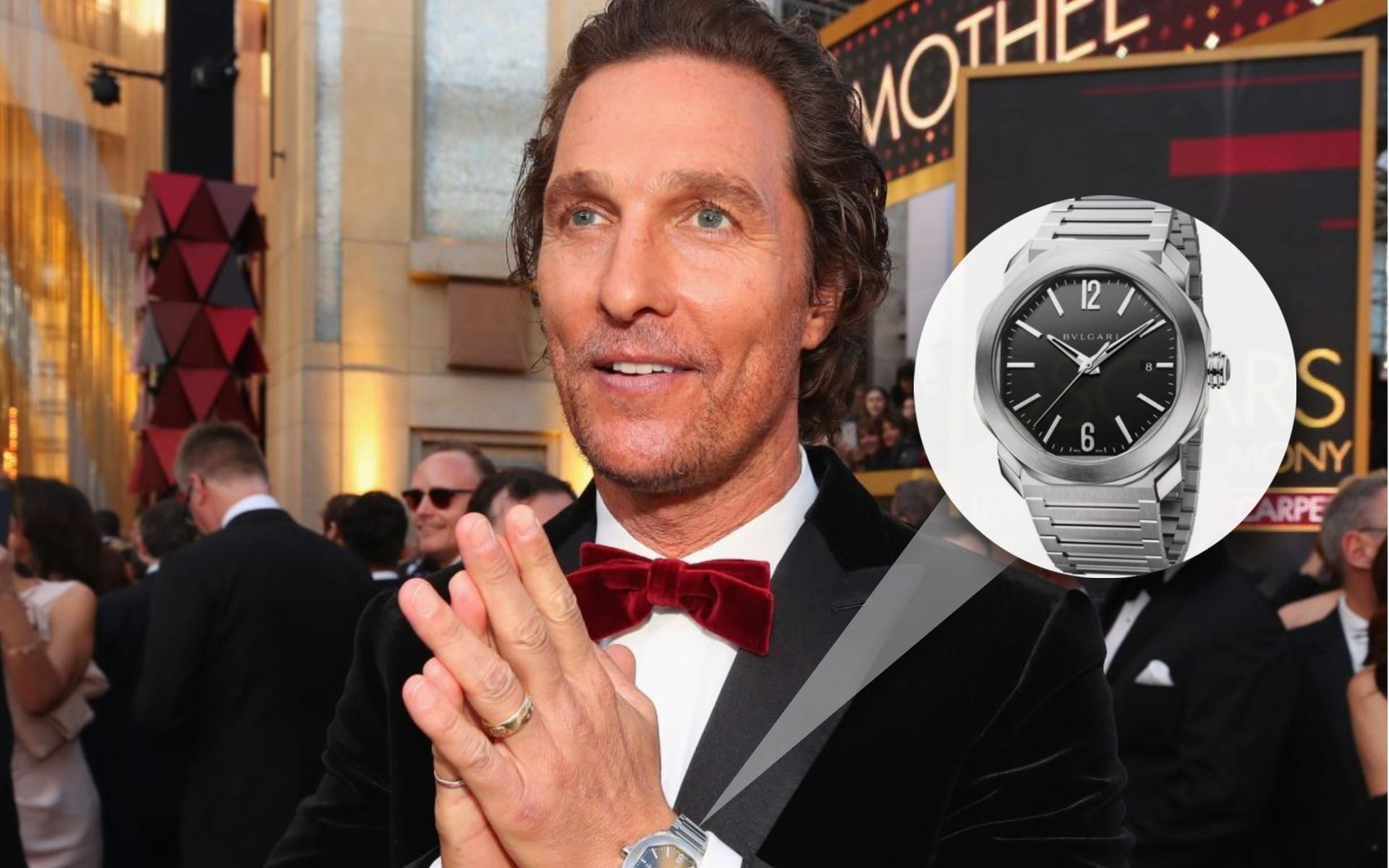 Luxury Watches At The Oscars: 9 Red-Carpet Timepieces That Shared The Spotlight