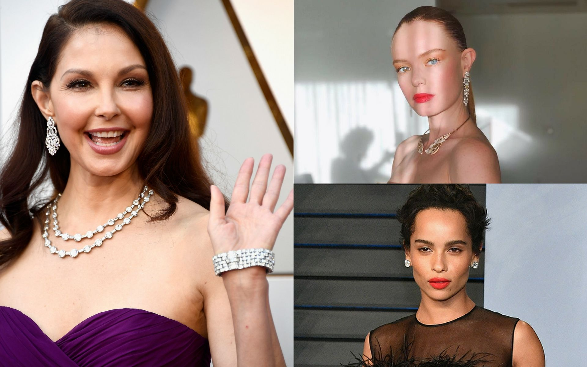 The Bling & Beauty Secrets Of 13 Stars At The Oscars