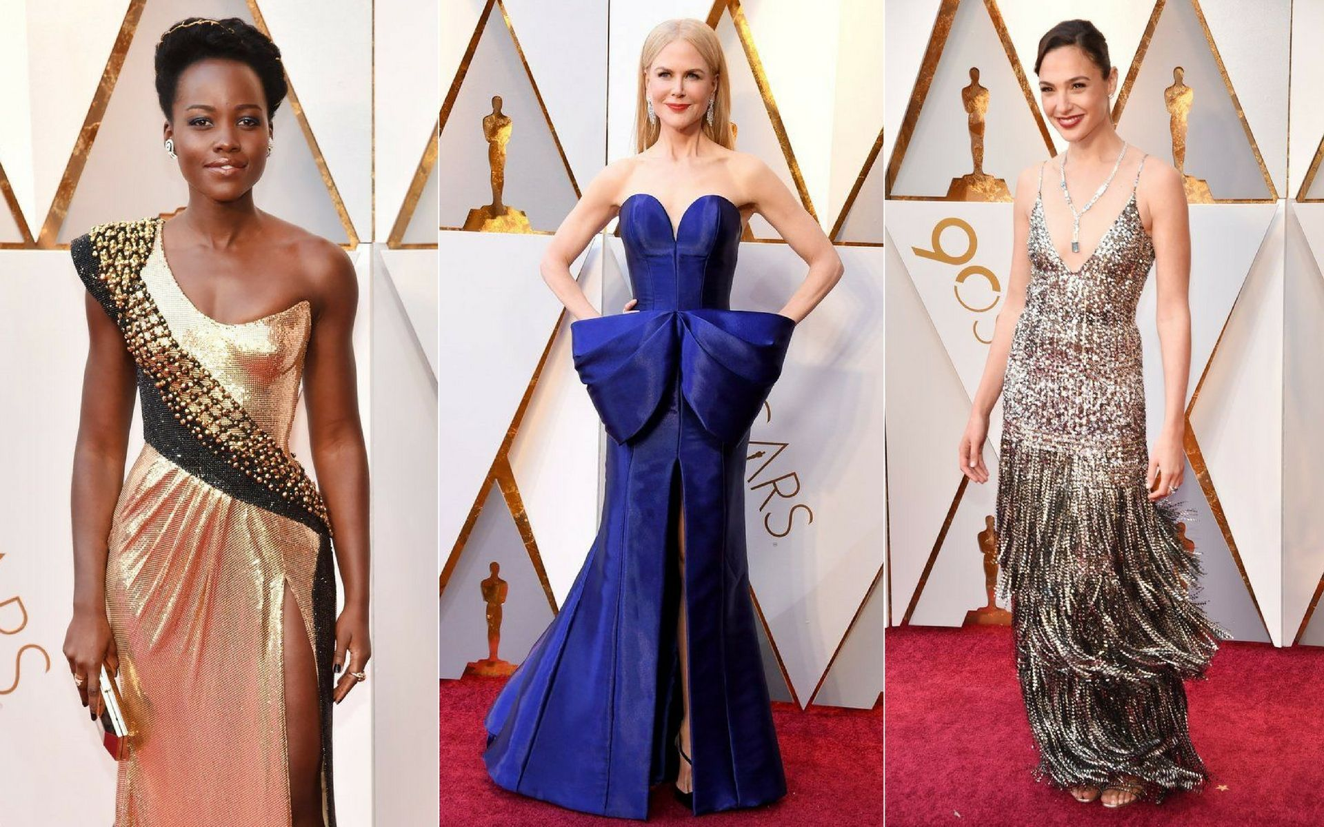 9 Outstanding Red Carpet Looks at The Oscars