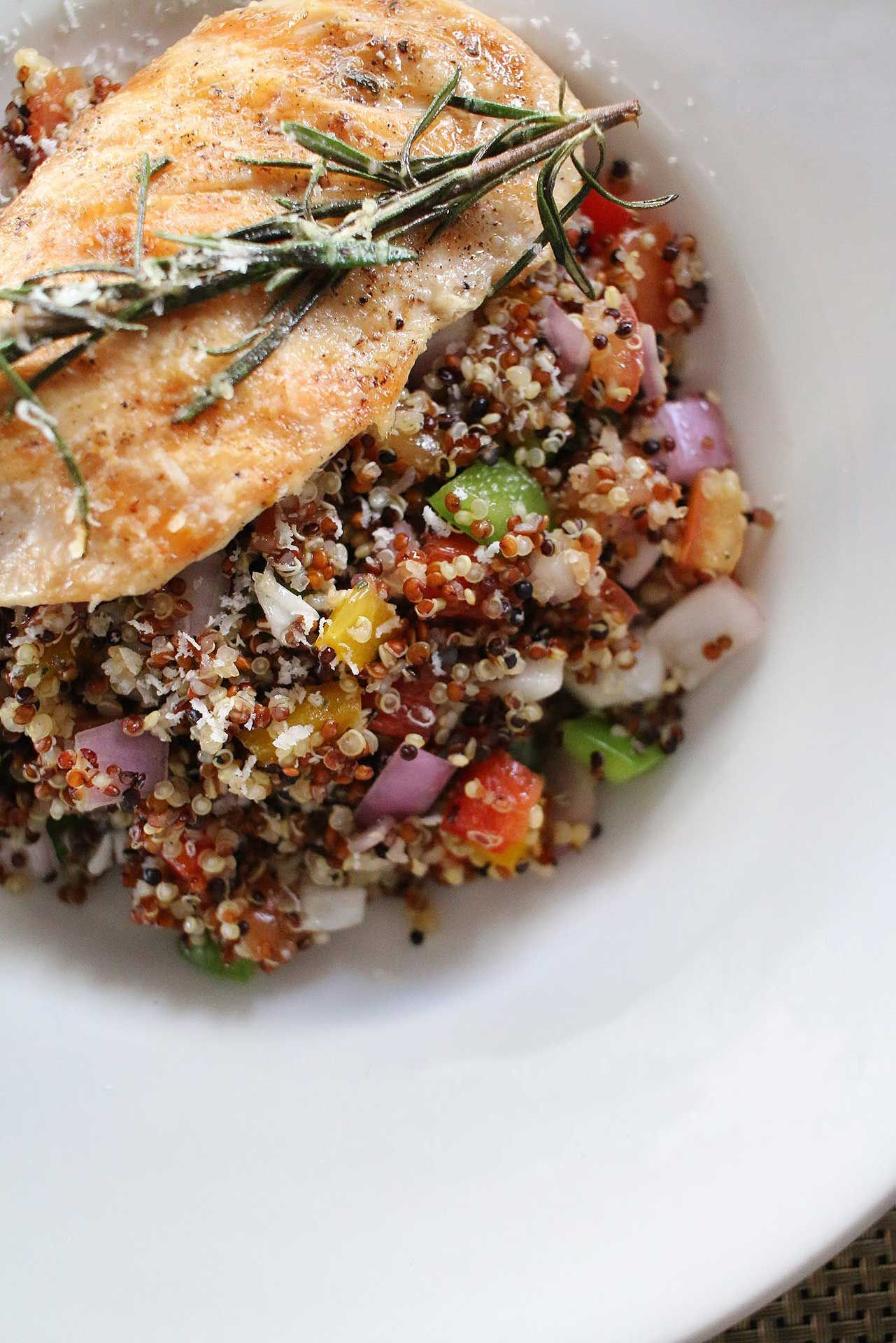 8 Restaurants That Switch Up Rice For Quinoa