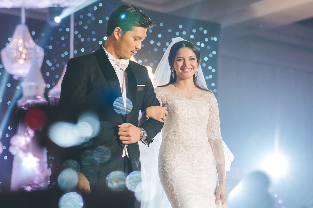 Couple Spotlight: How Nur Fazura & Fattah Amin Blossomed From Co-Stars To Marital Bliss