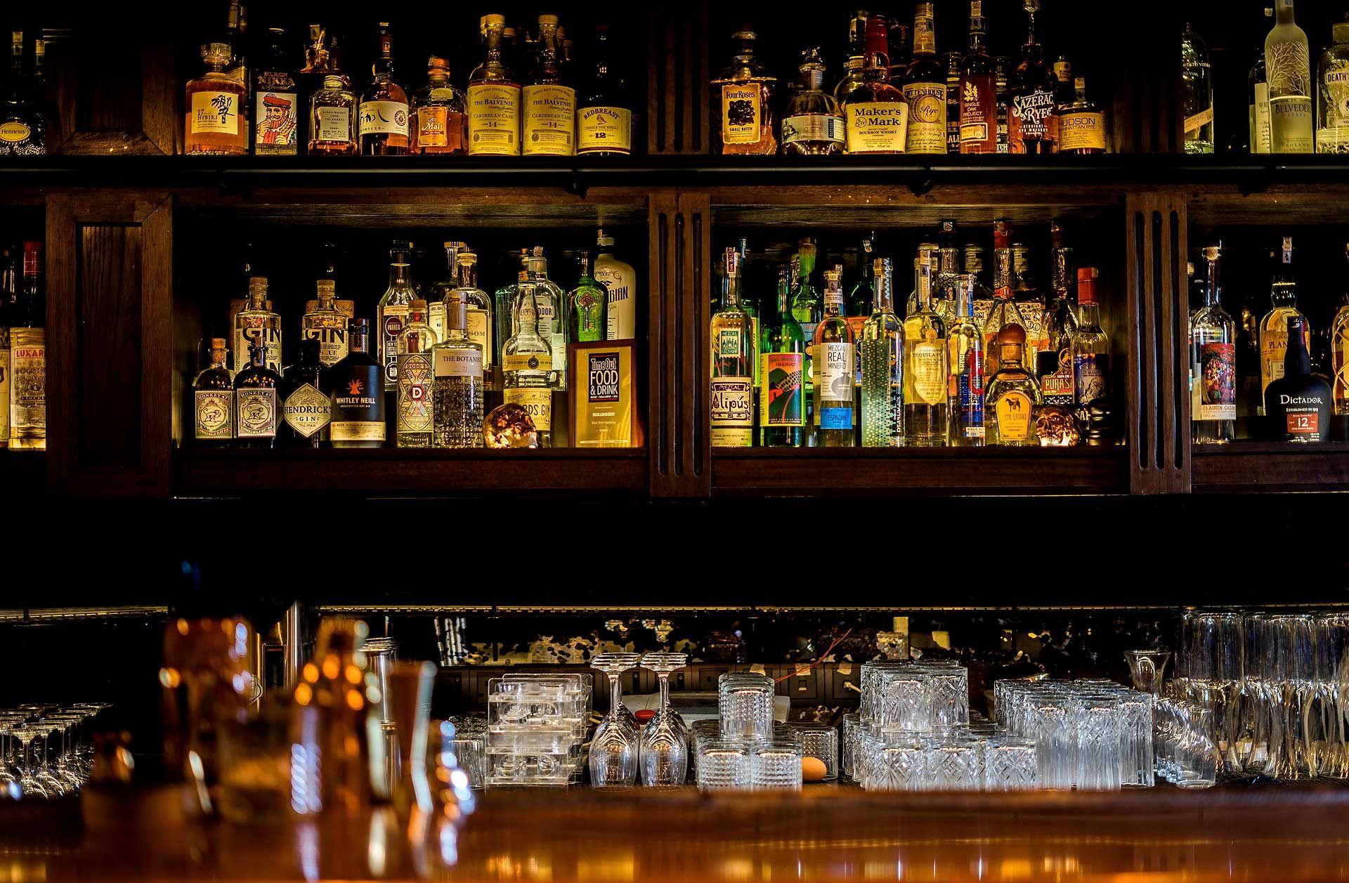 The Bar Hop: Skullduggery