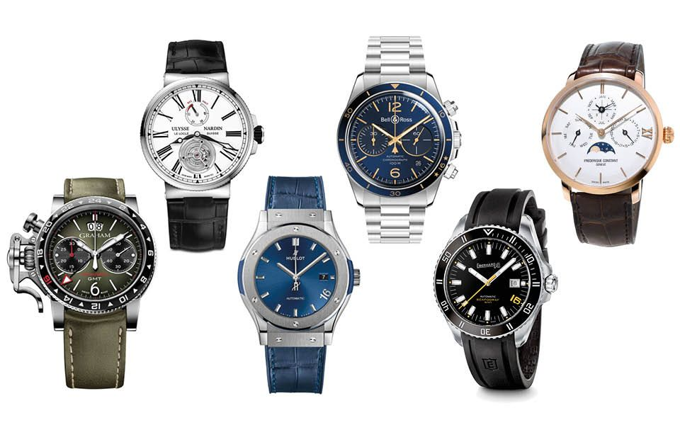 6 One-Of-A-Kind Watches You Can Own
