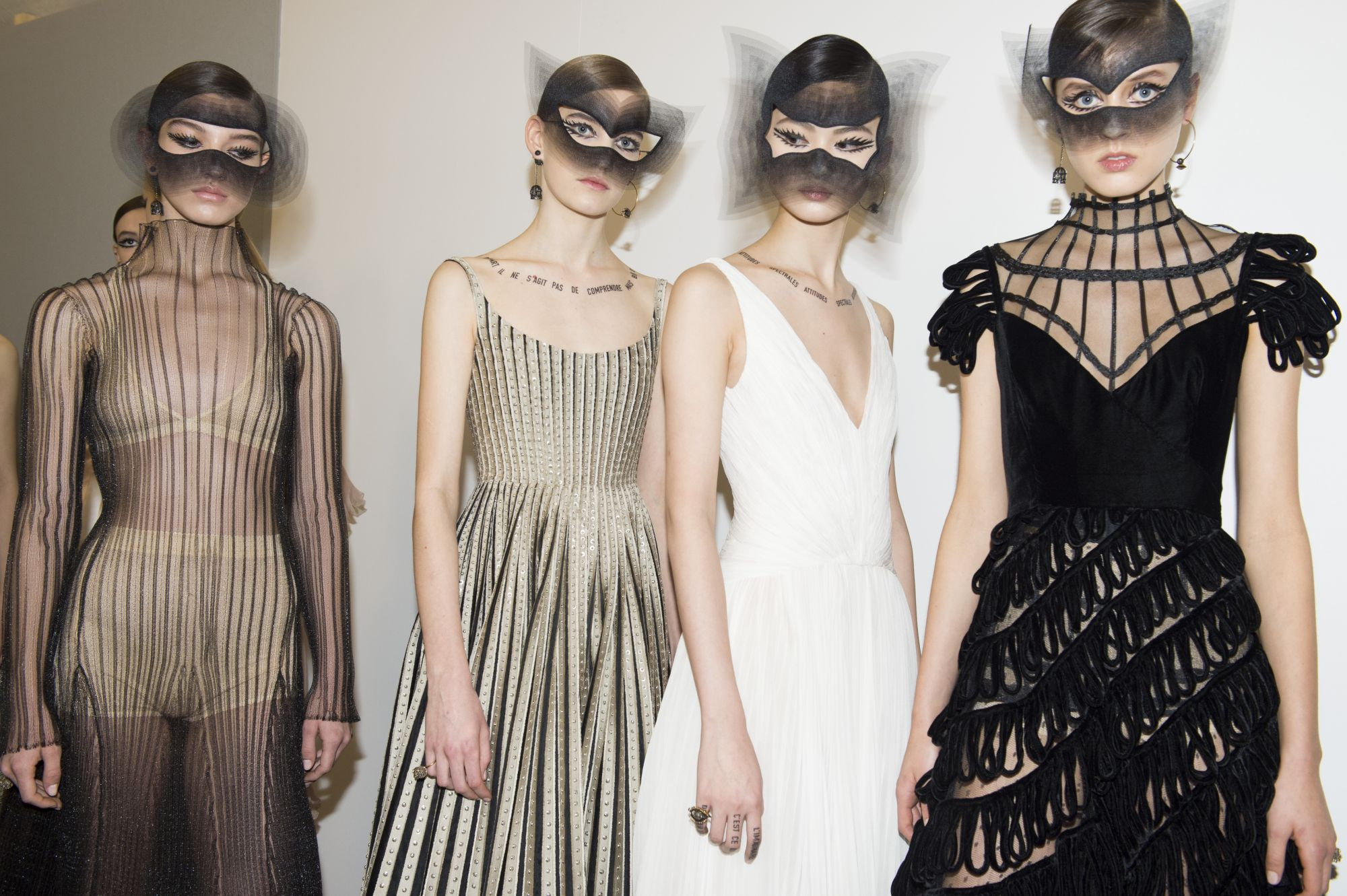 The 7 Most Talked About Looks From Paris Couture Fashion Week 2018