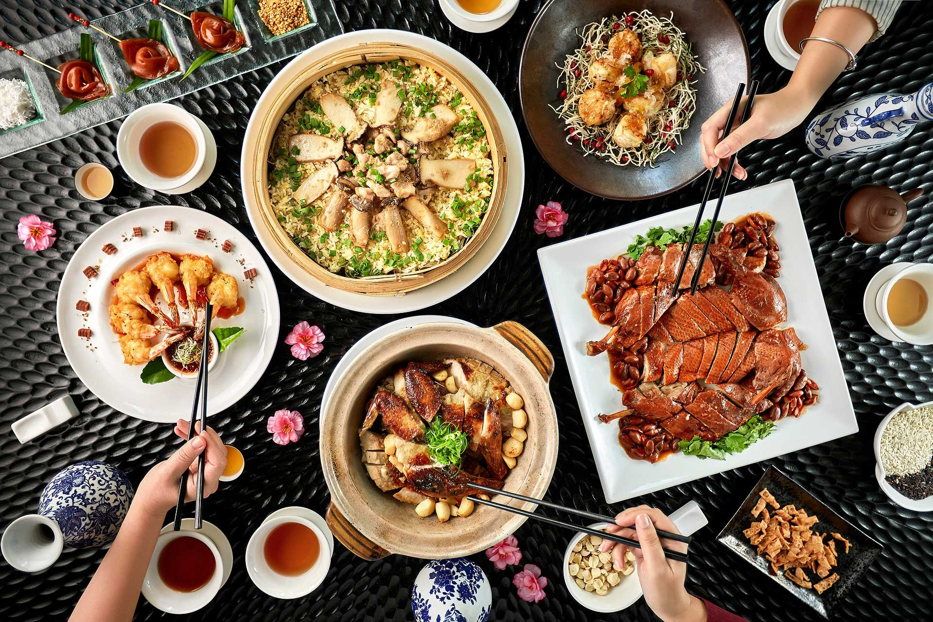 18 Places For A Delicious Chinese New Year Feast With Your Family
