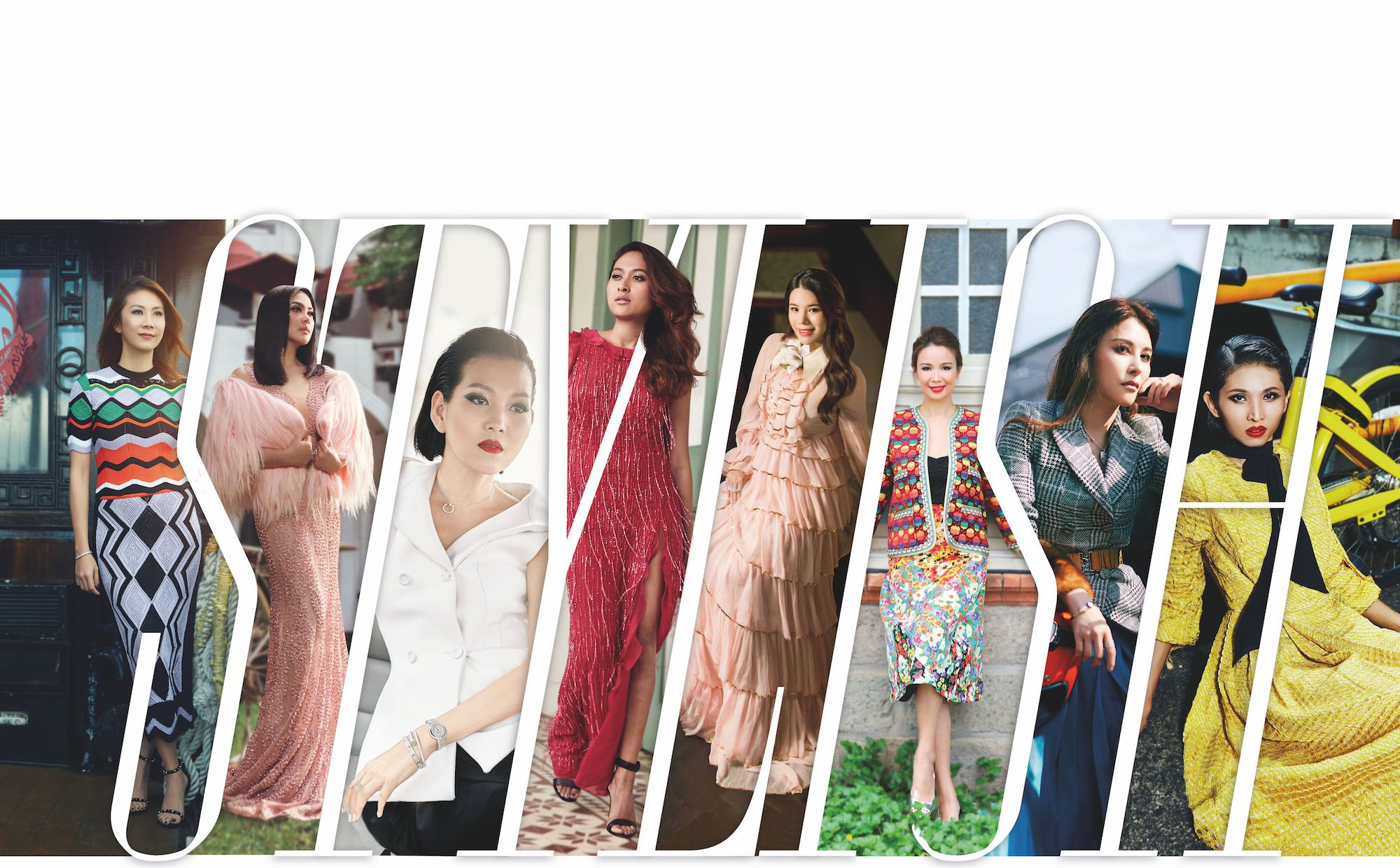 Asia's Most Stylish: Woman On The Rise Nadia Nasimuddin Takes Her Rightful Place As A Style Icon