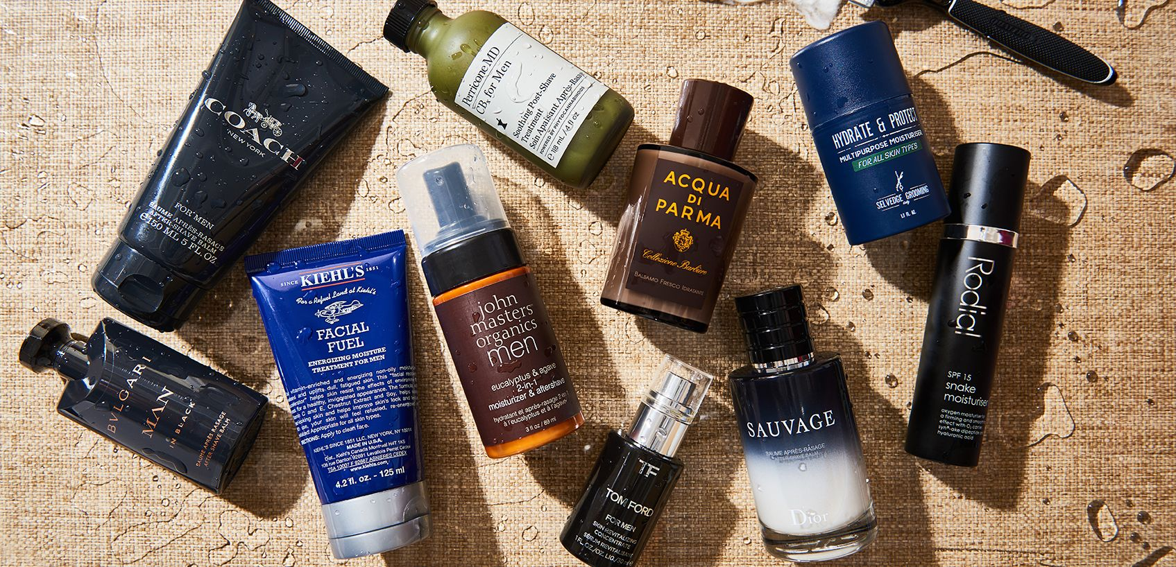 Tried & Tested: 10 After Shave Balms For Smooth & Soothed Skin