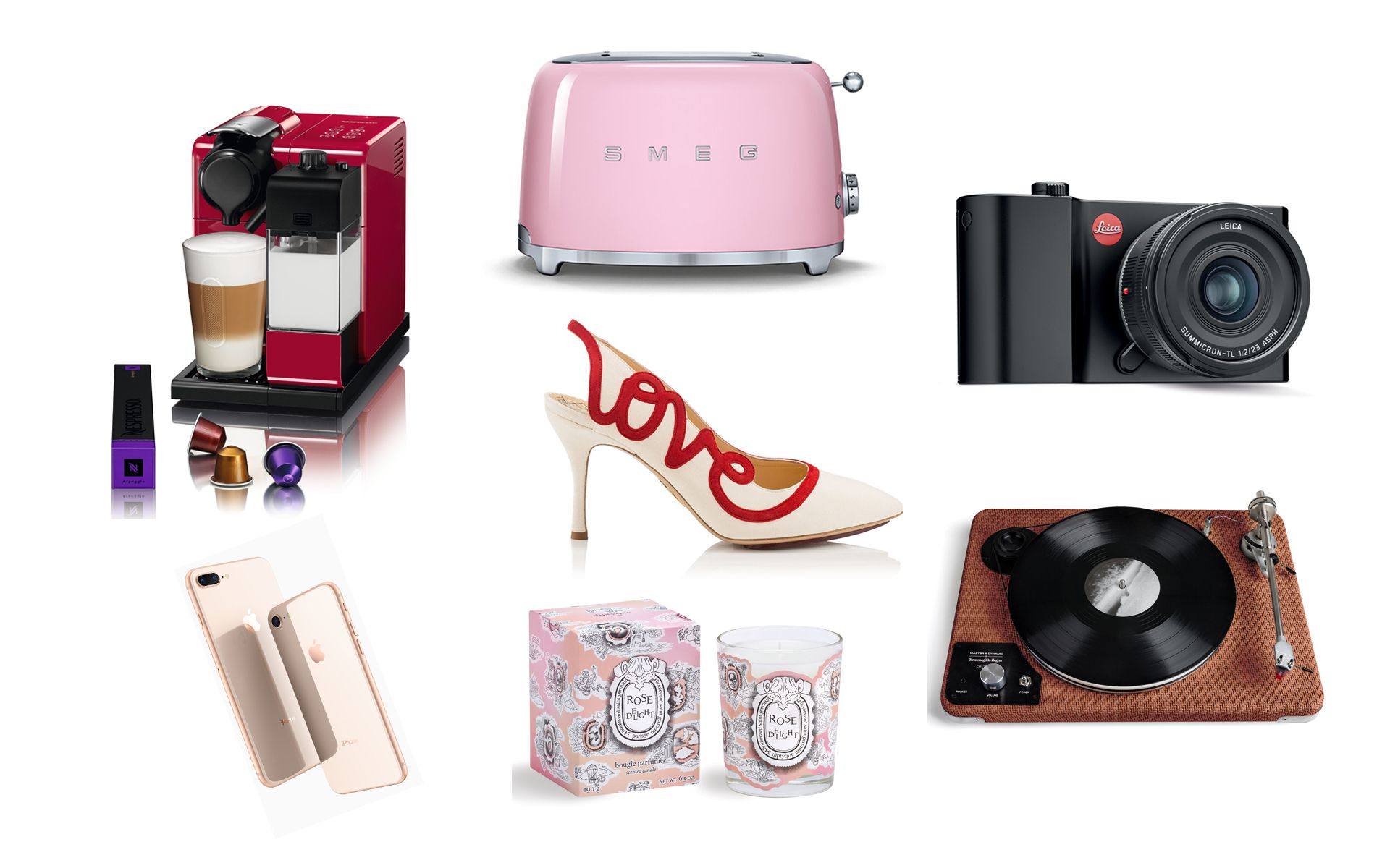 30 Lavish Gift Ideas For The Bride & Groom Who Have It All