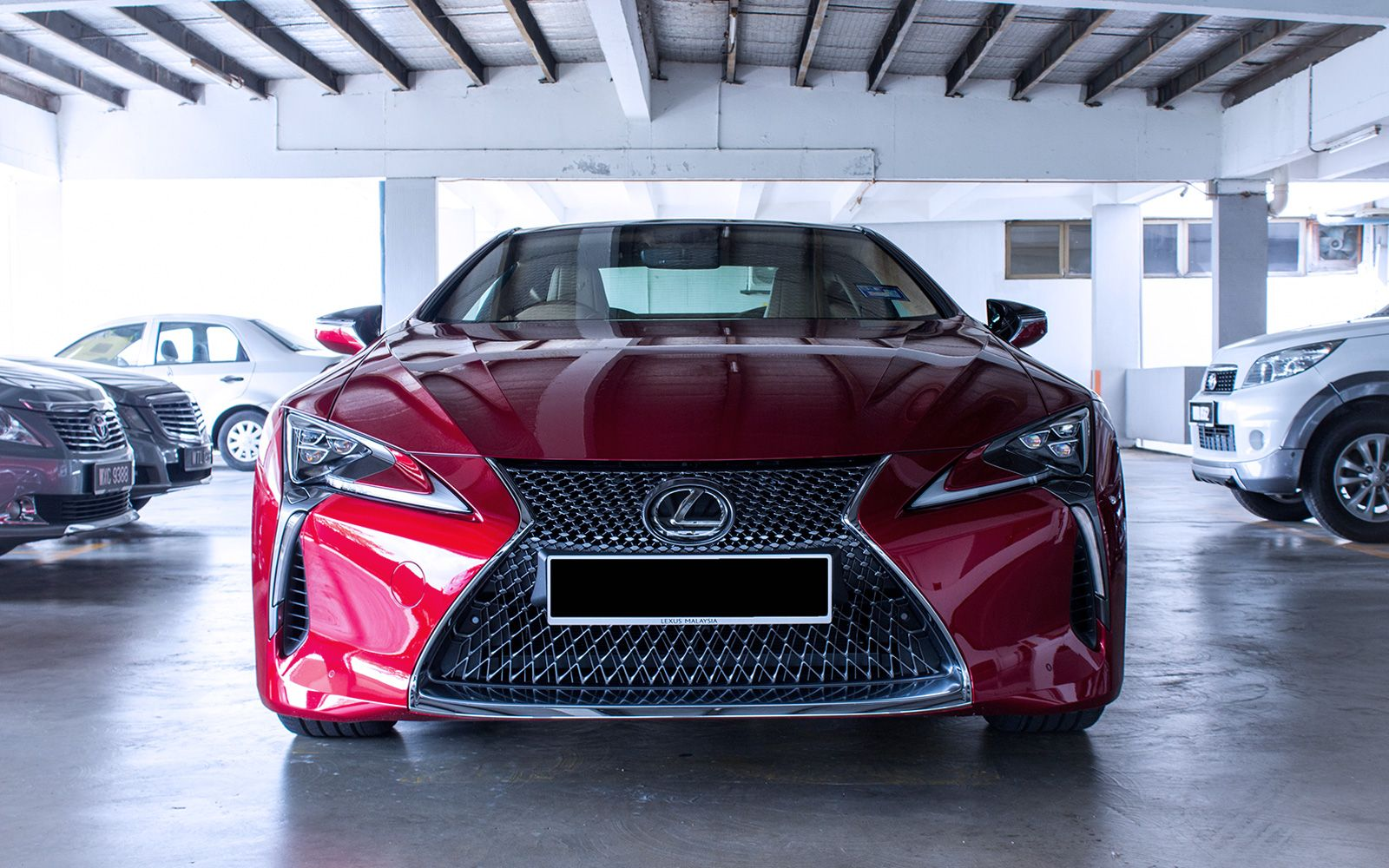 Why The Lexus Lc 500 Turns Heads On Malaysian Roads Malaysia Tatler