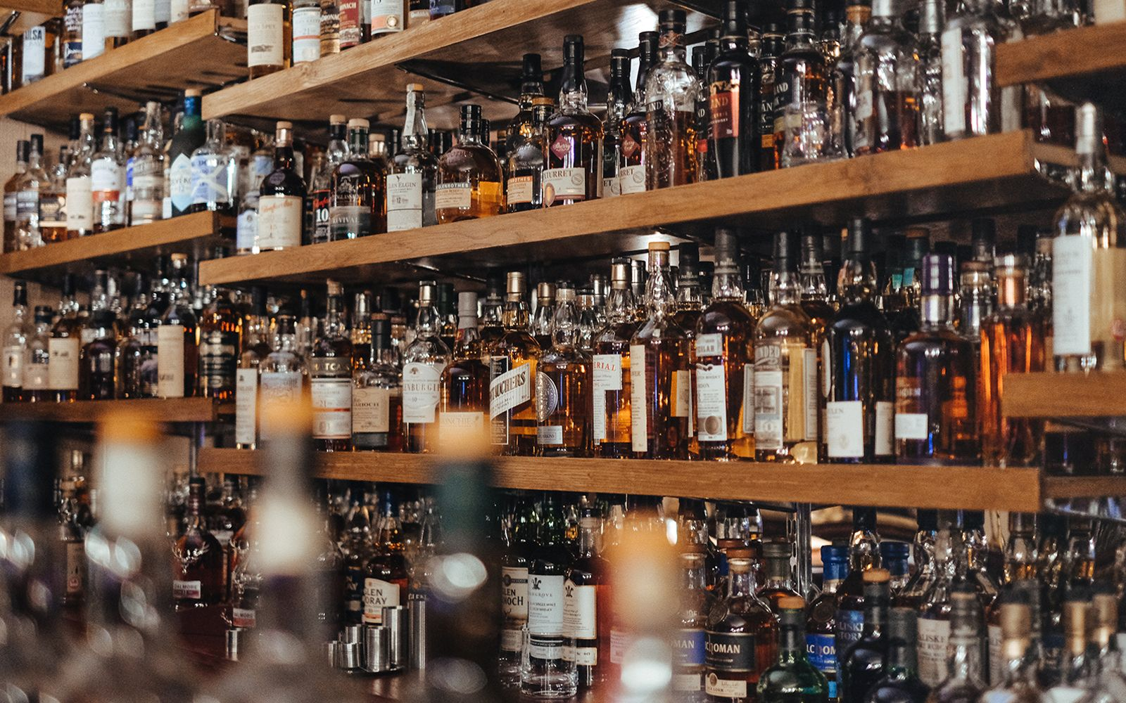 4 Smokin' Peated Whiskies To Start 2018 With