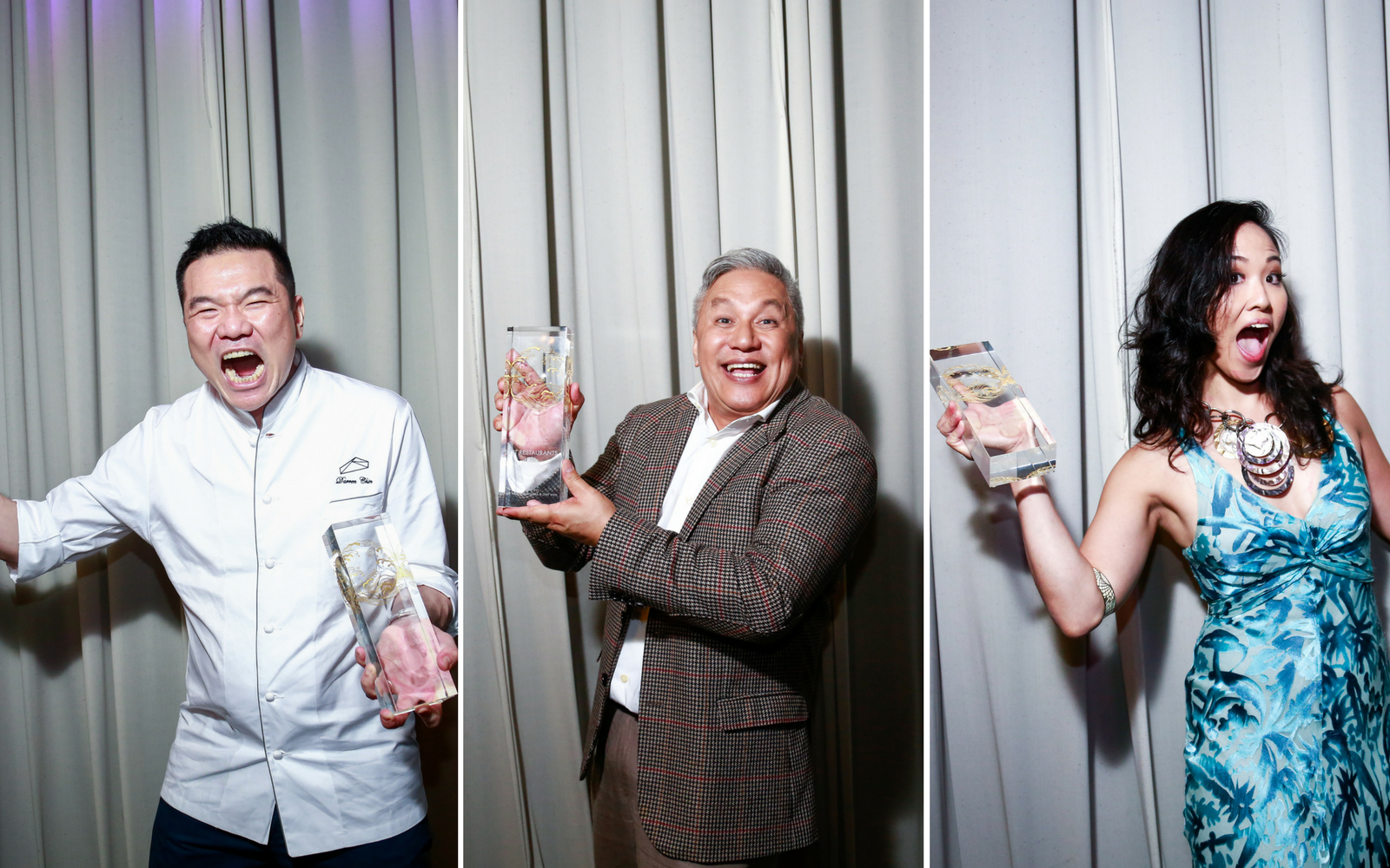 Video: A Celebratory Moment With All The T.Dining Award Winners