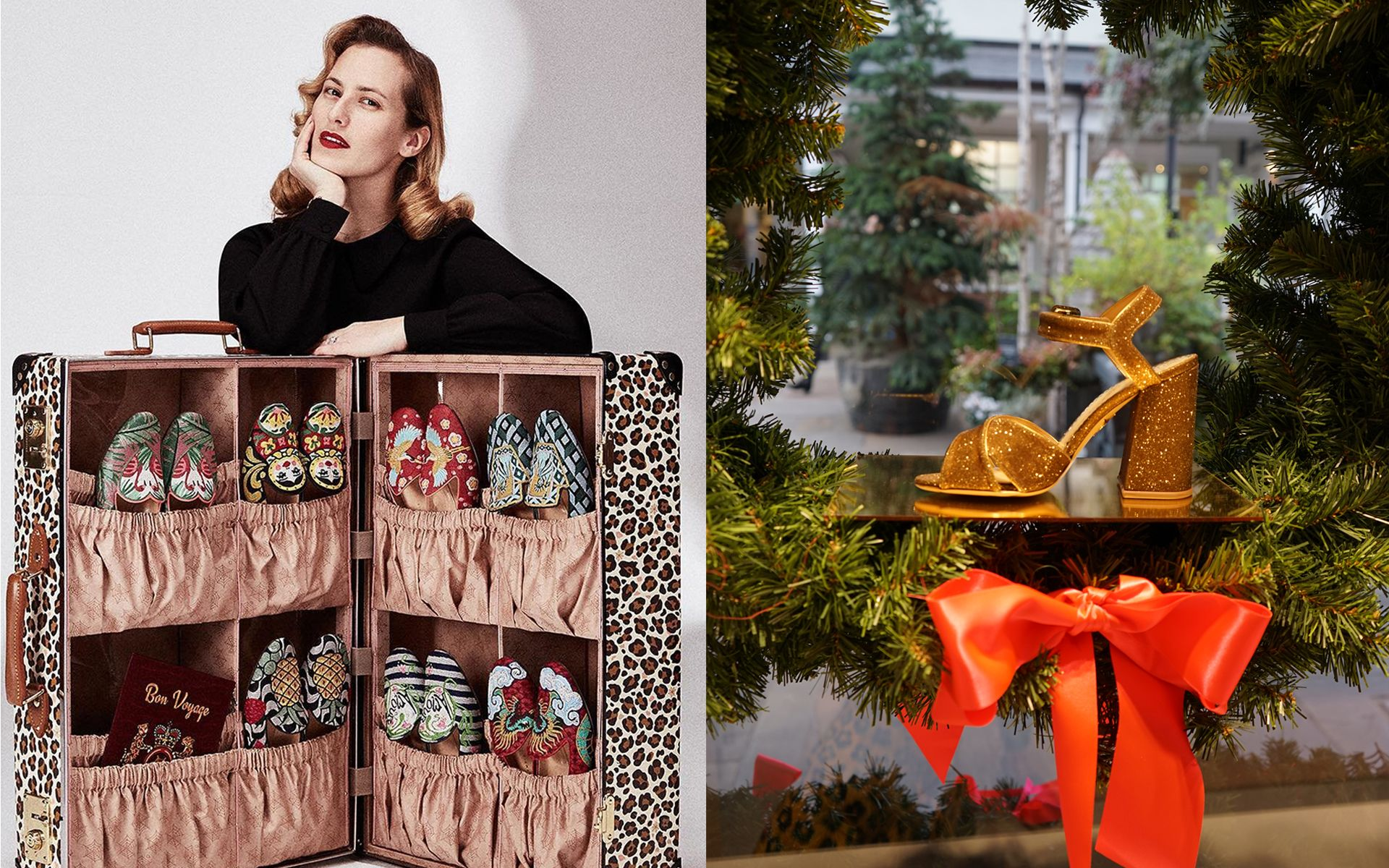 Charlotte Olympia's 7 Tips To Finding Your Party Feet – Comfy Shoes Included – For The Holidays