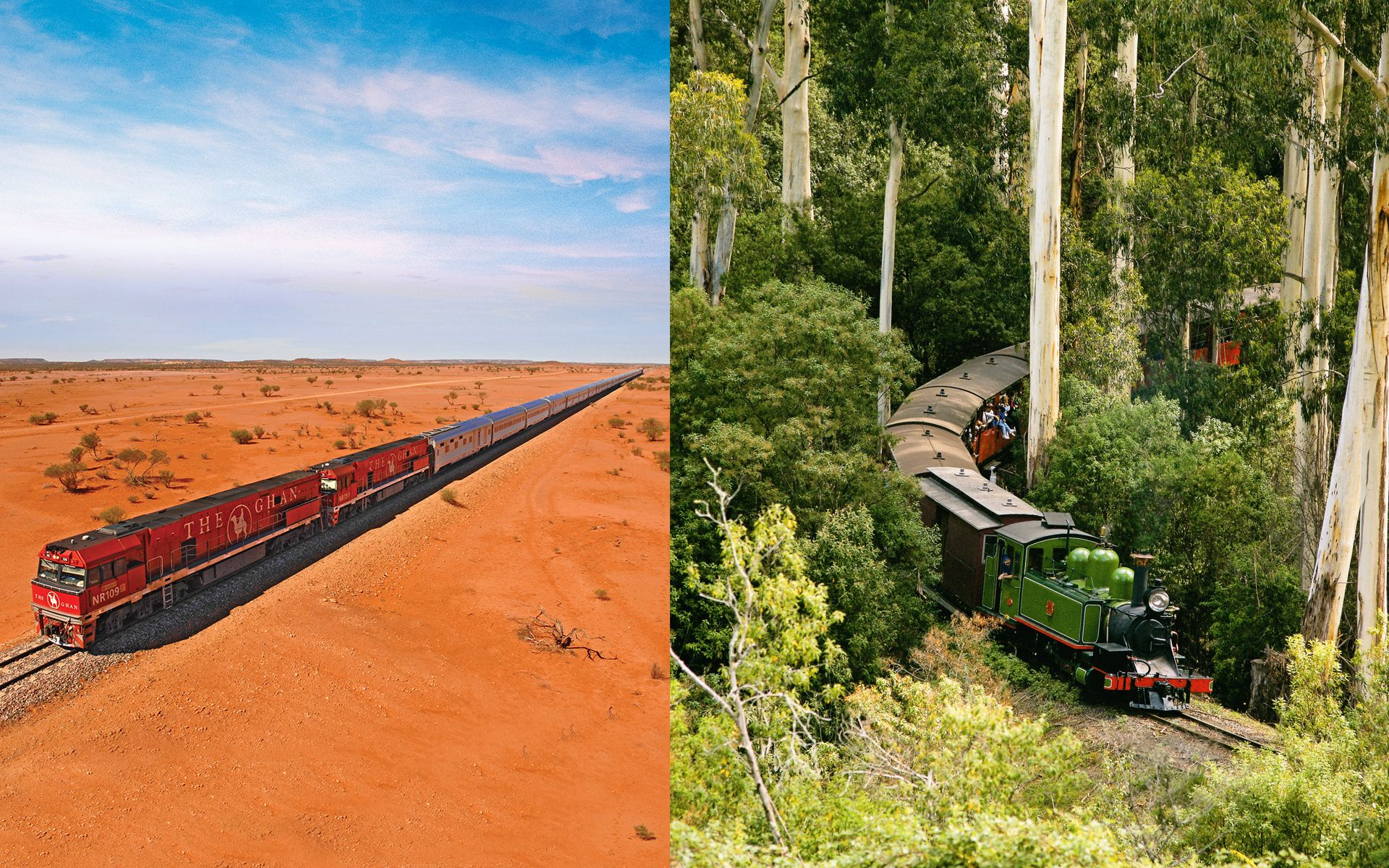Romance In Australia? Travel Writer David Bowden Reveals 7 Reasons Alternative Train Trips Are The Way To Go