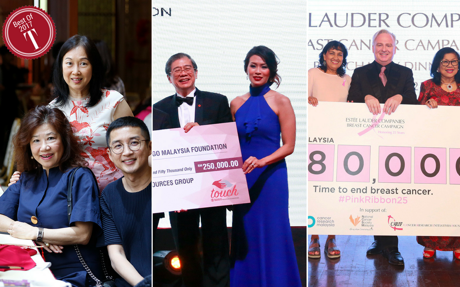 Best Of 2017: The 10 Charity Events That Proved Giving Back Can Be Fun