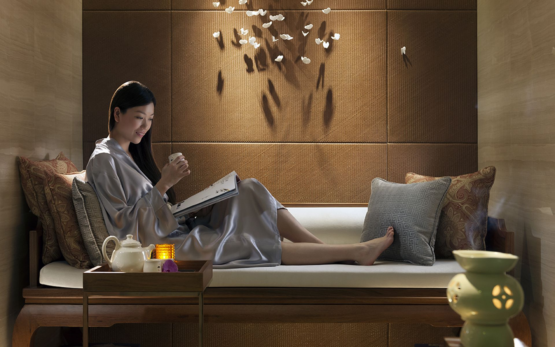 4 Reasons To Tune In To This Zen Version Of Silent Night At The Spa, Mandarin Oriental, KL