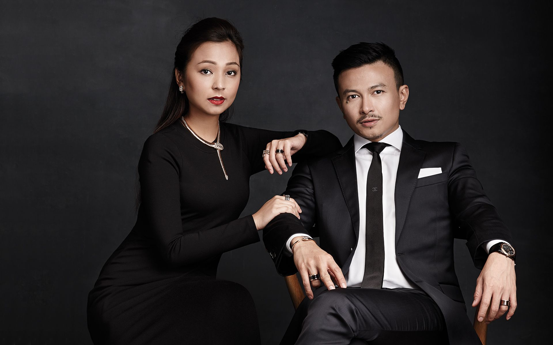 Couple Spotlight: How Far Jovian Mandagie & Nina Ismail Sabri Have Come, From Lovers To Parents