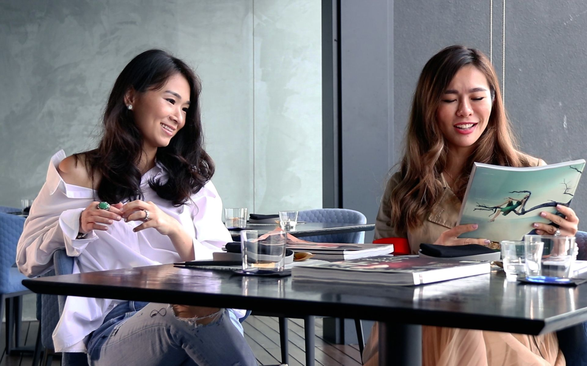 Video: 28th Anniversary Cover To Cover Icons, Datin Dian and Dianna Lee