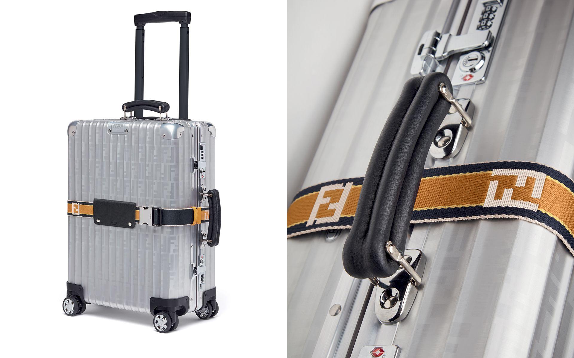 606afd21a4e0 Fendi x Rimowa Presents A Case For The Luxury Jet-Set