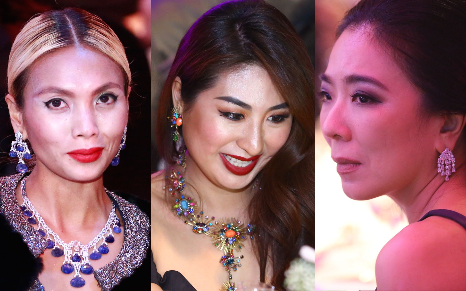 All That Glitters: How Guests Accessorised At #MYTatlerBall2017