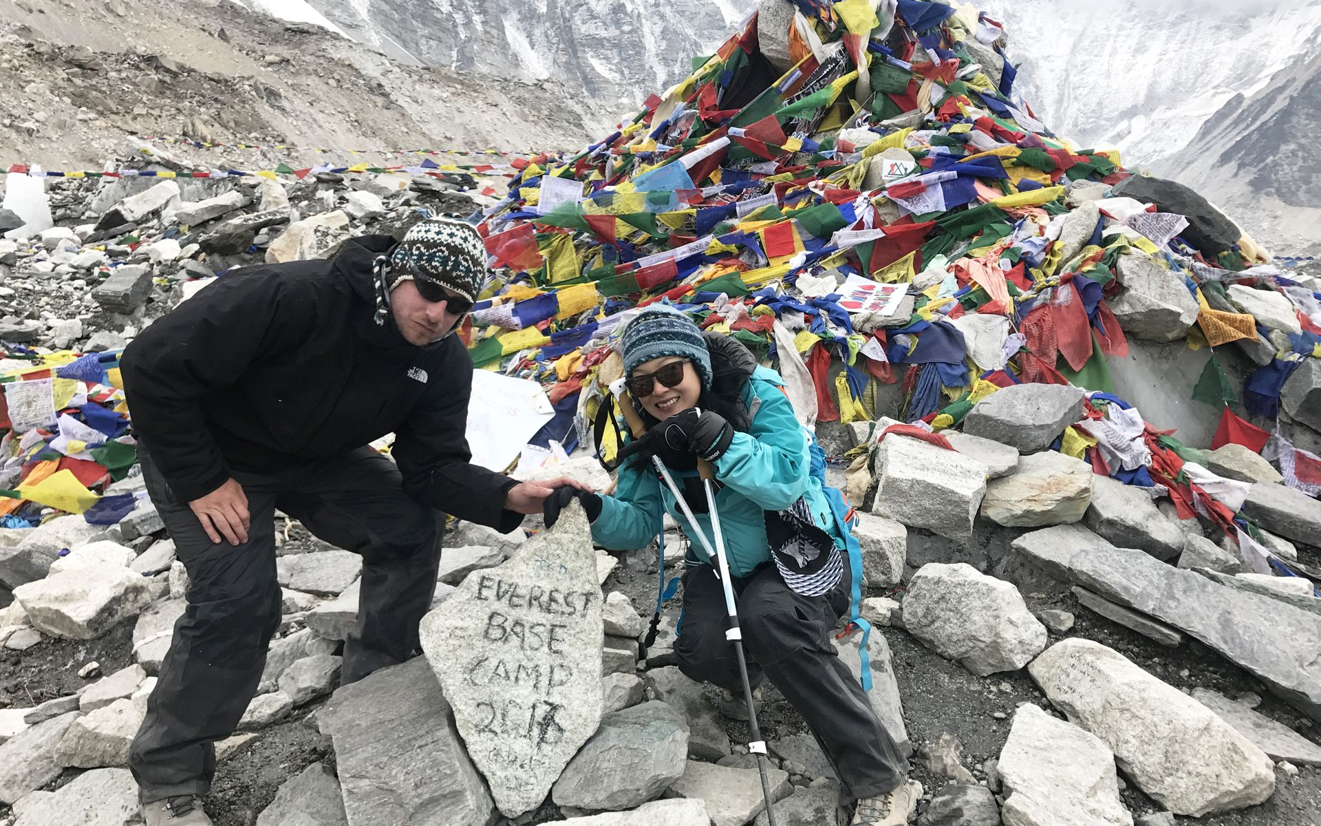 Gabrielle Tan-Helfman Conquers The Everest Base Camp With Willpower And She Thinks You Can, Too