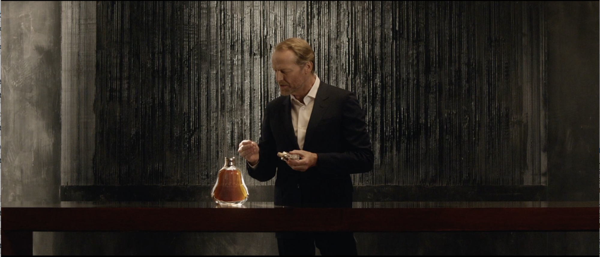 Video: Iain Glen Takes A Critical Look At The Value Of Hennessy Paradis Imperial