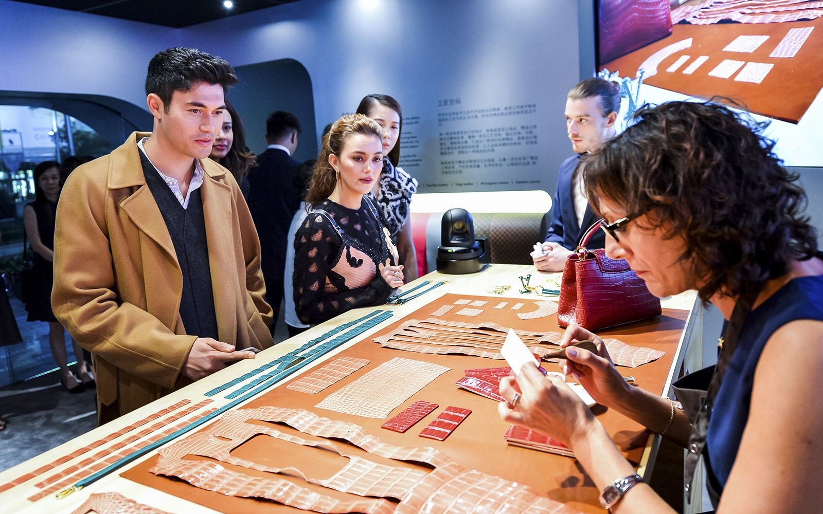 What You Need To Know About Singapore's Louis Vuitton Time Capsule Exhibition Henry Golding Enjoyed