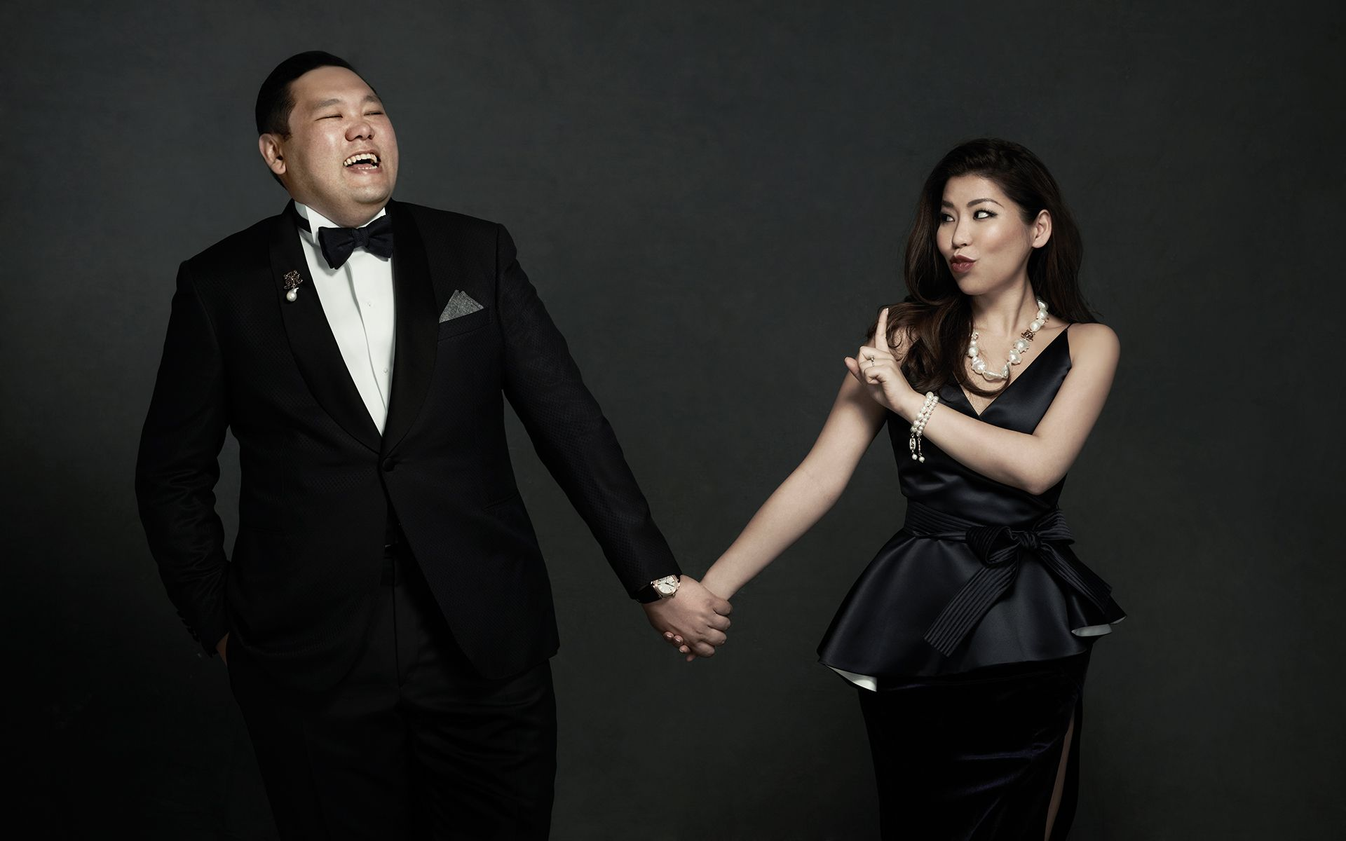 Couple Spotlight: Benjamin Yong & Elizabeth Lee-Yong, And A Love That's Larger Than Life