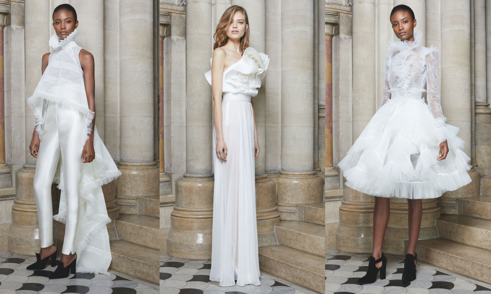 7 Designers That Will Make Your Big Day Better & Brighter