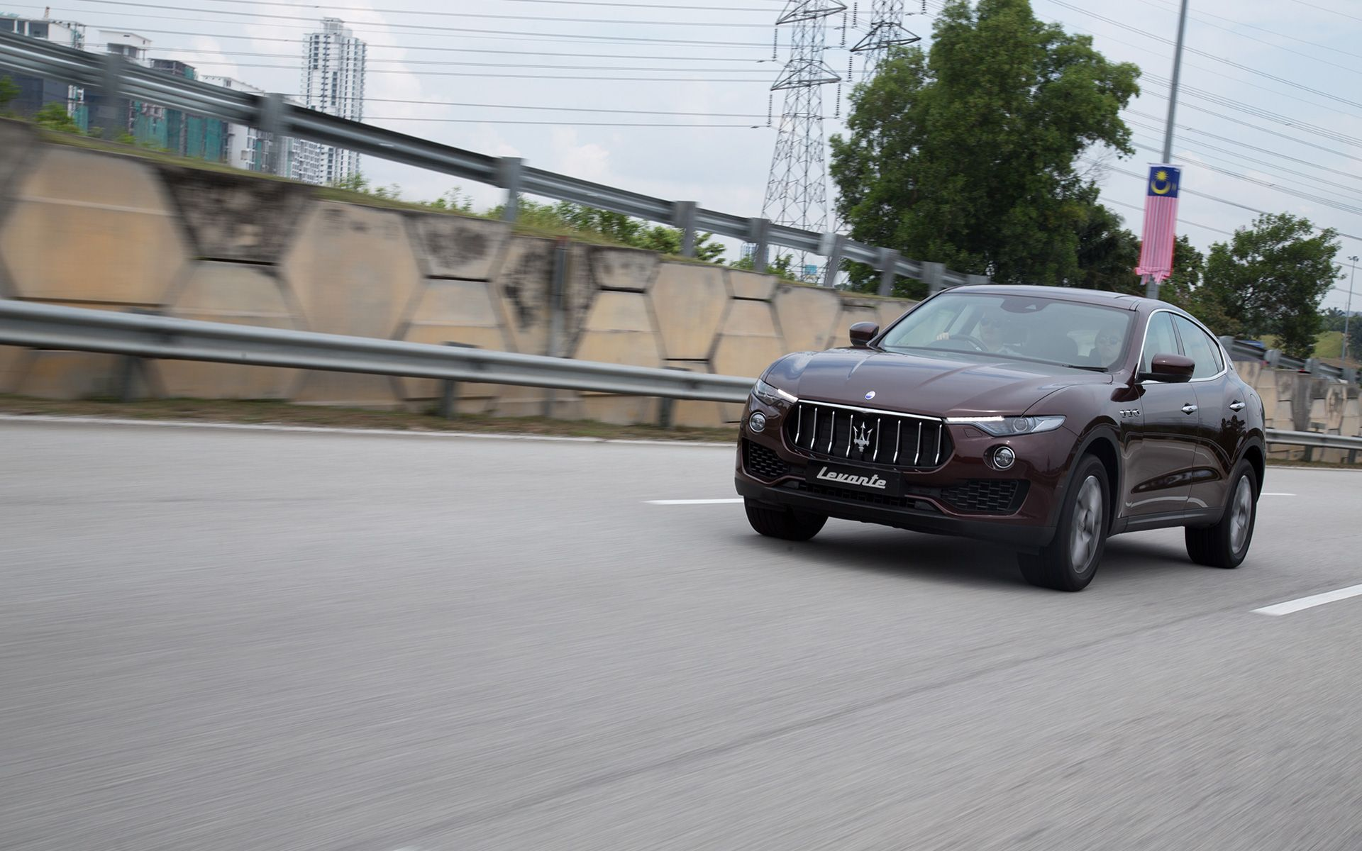 Review: Maserati's First SUV Does Justice To The Carmaker