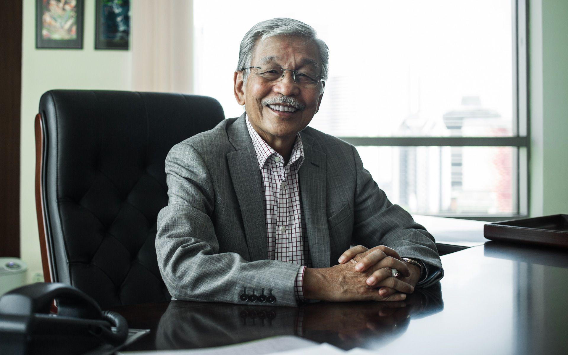 Keeping It Real (Estate) With Tan Sri Abdul Rahim