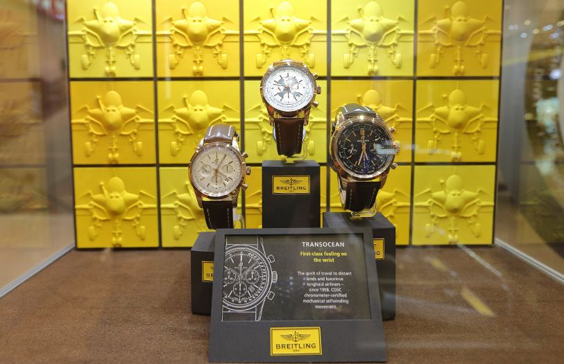Breitling Baselworld 2015 novelties