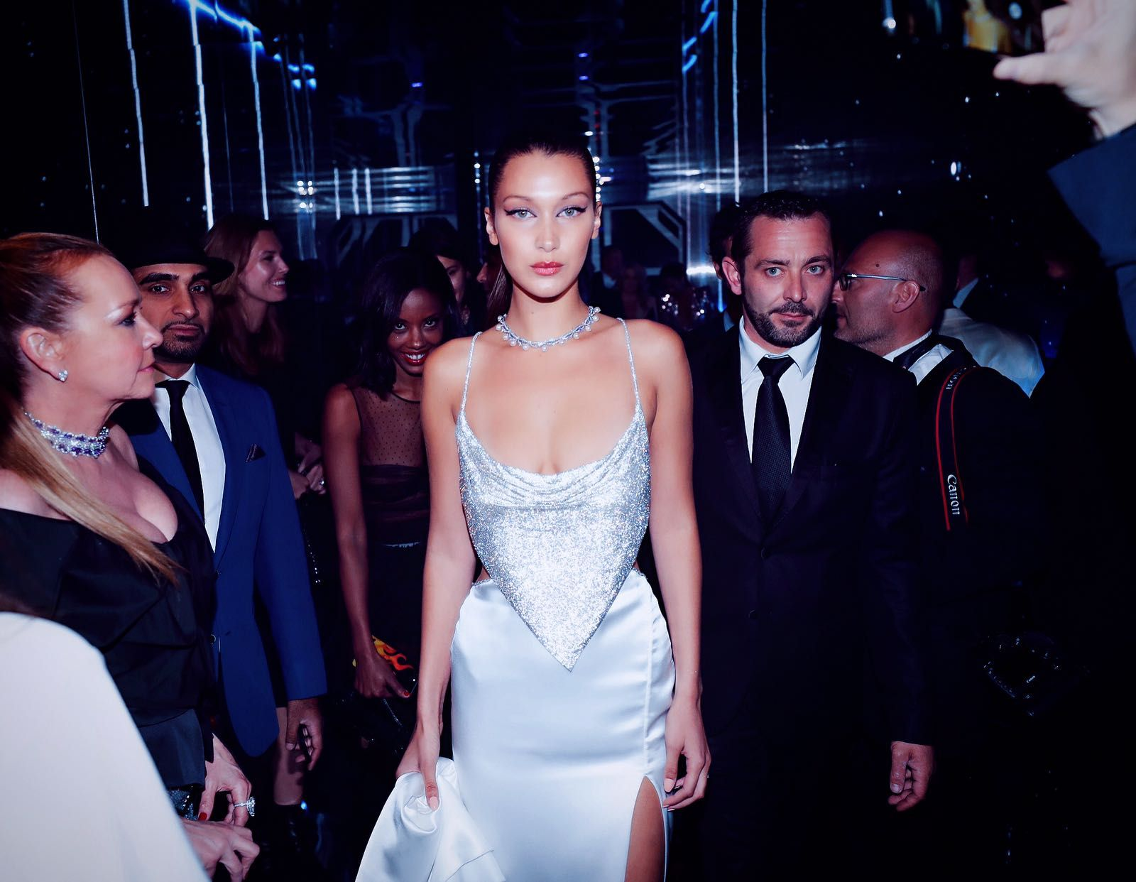 CrazyRouge Presents: Inside The Chopard Space Party At Cannes