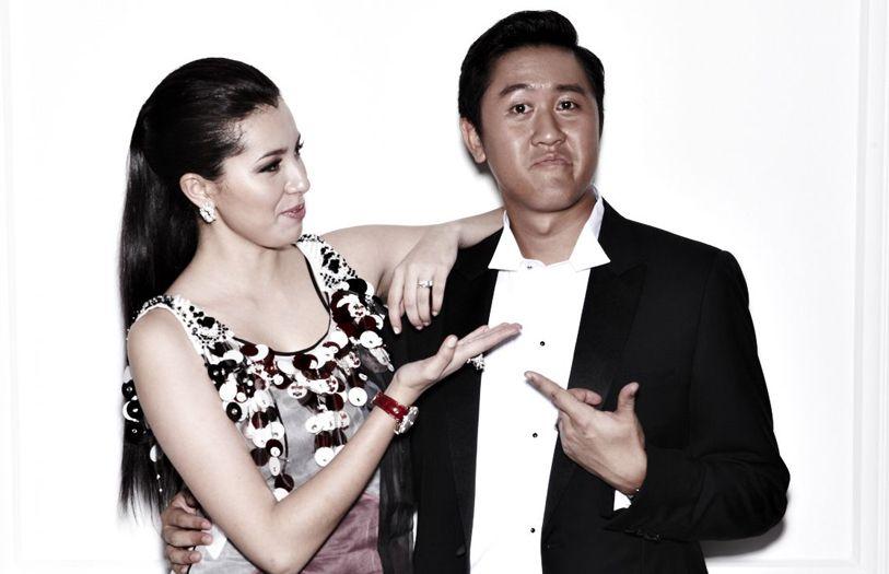 Behind The Scenes Tunku Harun And Che Puan Amelia Henderson