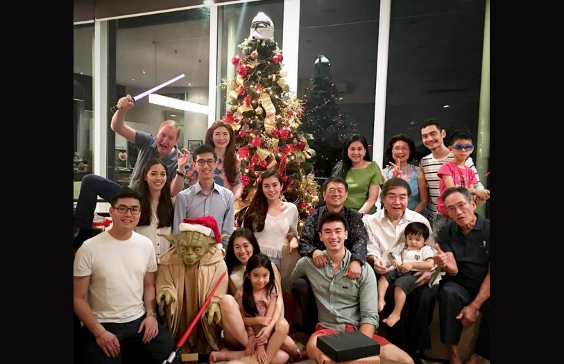 The Christmas Note.Tatlergrams Of The Week Christmas Celebrations Malaysia