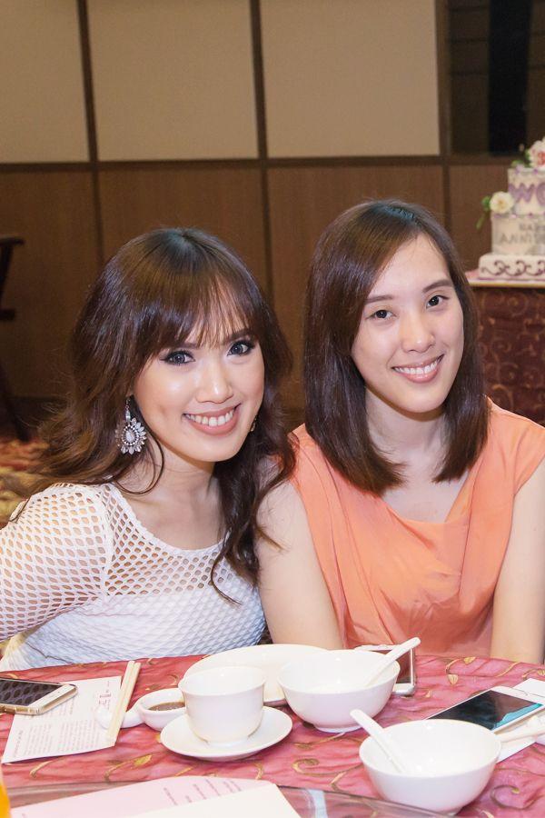 Joyce Lim and Jesmine Lim