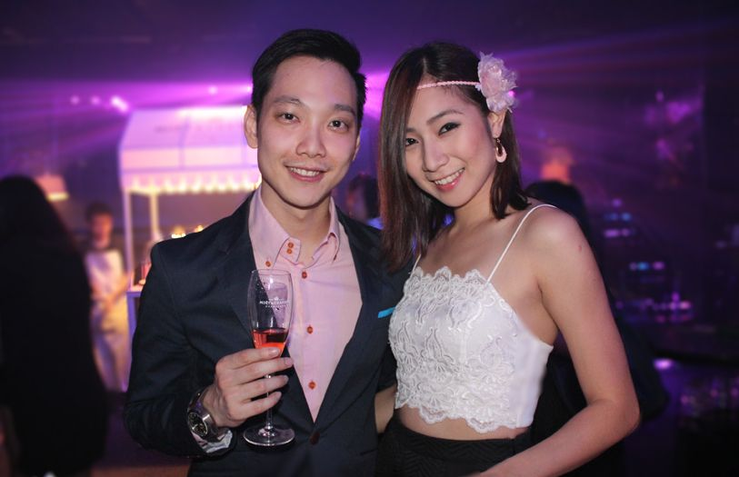 Jeremy Teo and Cecilia Yong