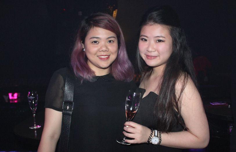 Lyndy Tan and Shianru Soh